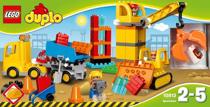 Lego Duplo Le grand chantier 10813 748850600000 Photo no. 1
