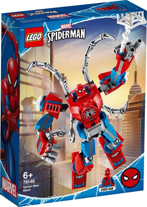 LEGO Marvel 76146 Spider Mech 748739500000 Photo no. 1