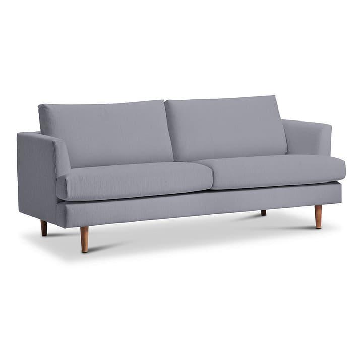 MALIKA 2.5er Sofa FG0000092048 Dimensions L: 194.0 cm x P: 91.0 cm x H: 83.0 cm Couleur Argenté Photo no. 1