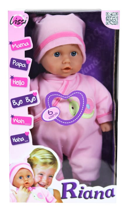 Talking Baby 744486700000 Bild Nr. 1