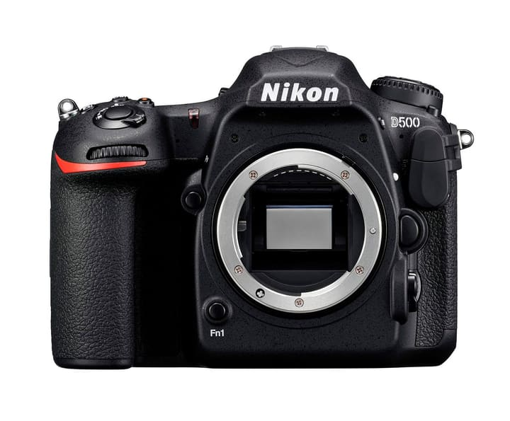 Nikon D500+ 3 ans de garantie Swiss Body appareil photo reflex