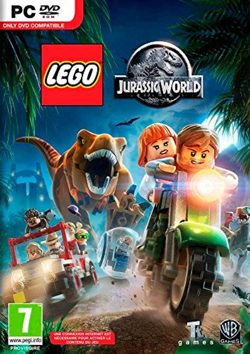 PC - LEGO Jurassic World Digitale (ESD) 785300133316 N. figura 1