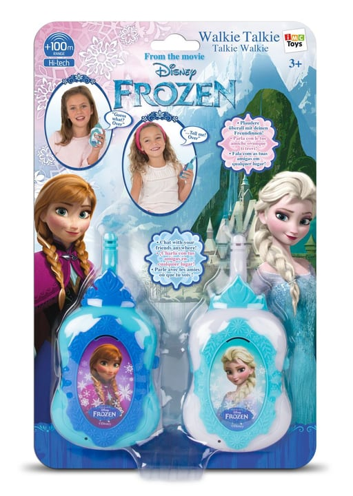 Frozen Talkie-Walkies 2.4 GHz 744667000000 N. figura 1