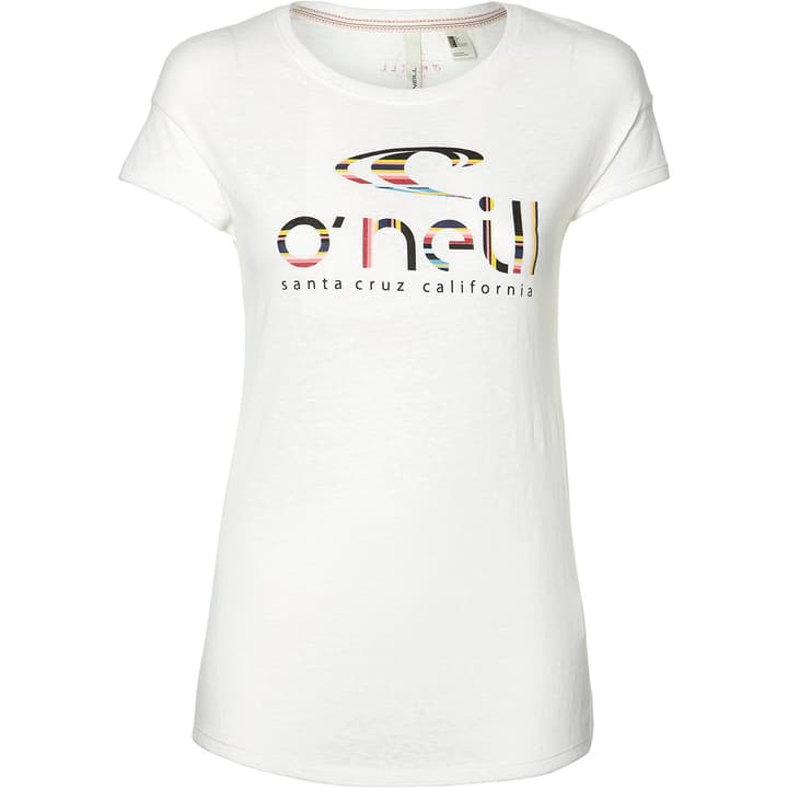 LW ONEILL WAVES T-SHIRT T-Shirt pour femme O'Neill 463111600310 Couleur blanc Taille S Photo no. 1