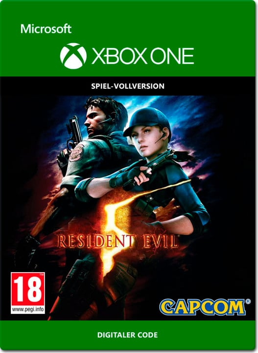 Xbox One - Resident Evil 5 Download (ESD) 785300138657 Bild Nr. 1