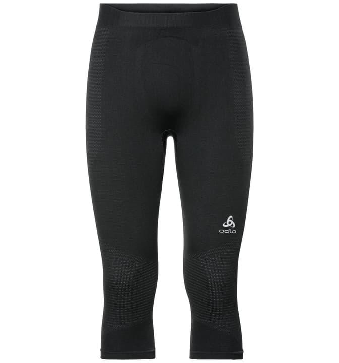 Performance Warm Pantalon 3/4 pour homme Odlo 477078300420 Couleur noir Taille M Photo no. 1
