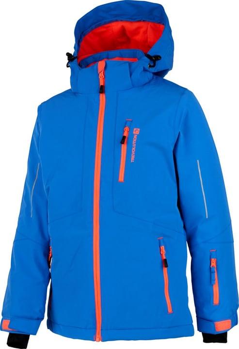 Mädchen-Skijacke Trevolution 466929316440 Farbe blau Grösse 164 Bild-Nr. 1