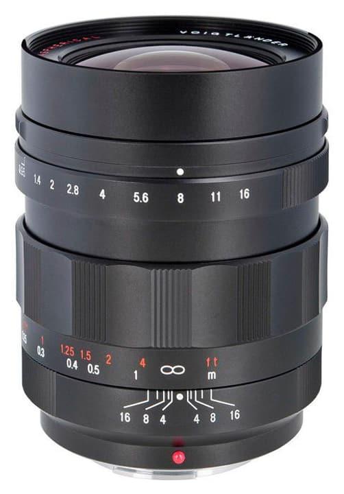 Voigtländer Nokton 17.5mm / 0.95 MFT Objektiv Voigtländer 785300126989 Bild Nr. 1