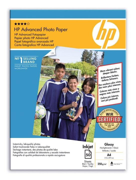 Q8698A Advanced Glossy Photopaper brilliant HP 797516600000 Photo no. 1