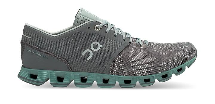 Cloud X Chaussures de course pour homme On 473001640080 Couleur gris Taille 40 Photo no. 1