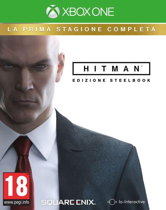 Xbox One - Hitman La Prima Stagione Completa: Edizione Steelbook 785300121626 Photo no. 1