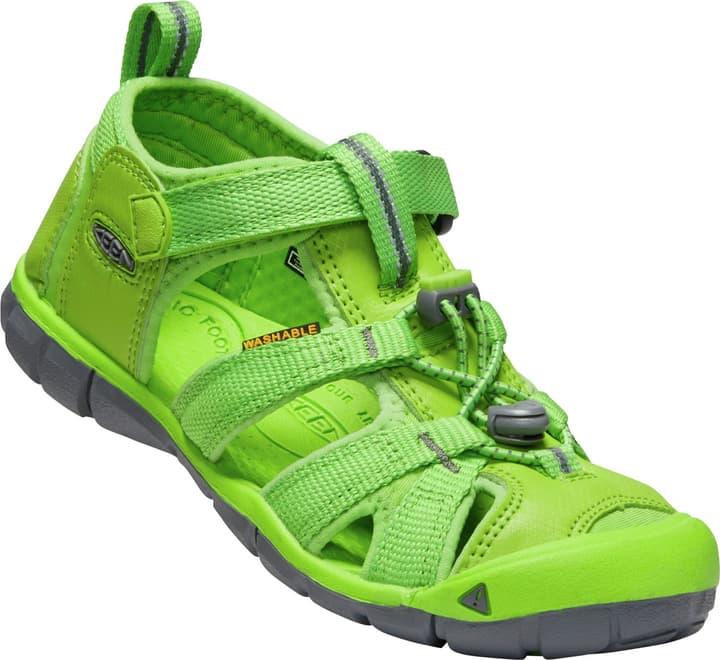 Seacamp II CNX Sandales pour enfant Keen 465612635060 Couleur vert Taille 35 Photo no. 1