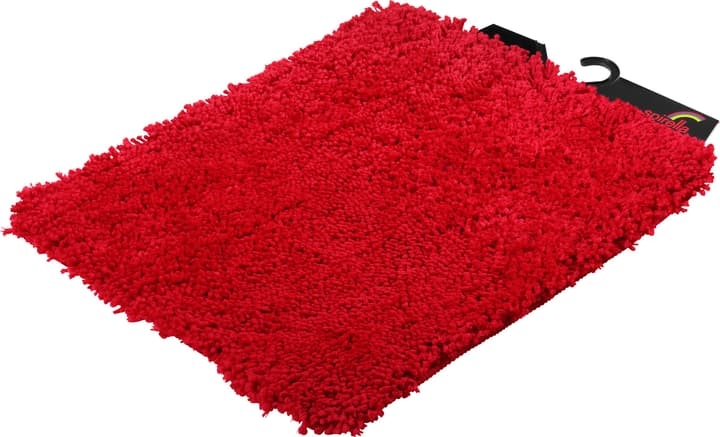 Tapis Highland spirella 675568600000 Couleur Rouge Taille 55x65cm