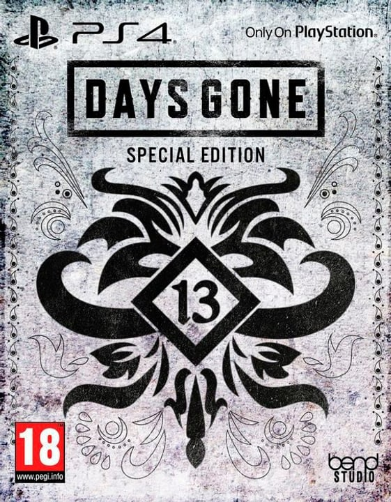PS4 - Days Gone - Special Edition Box 785300142582 N. figura 1