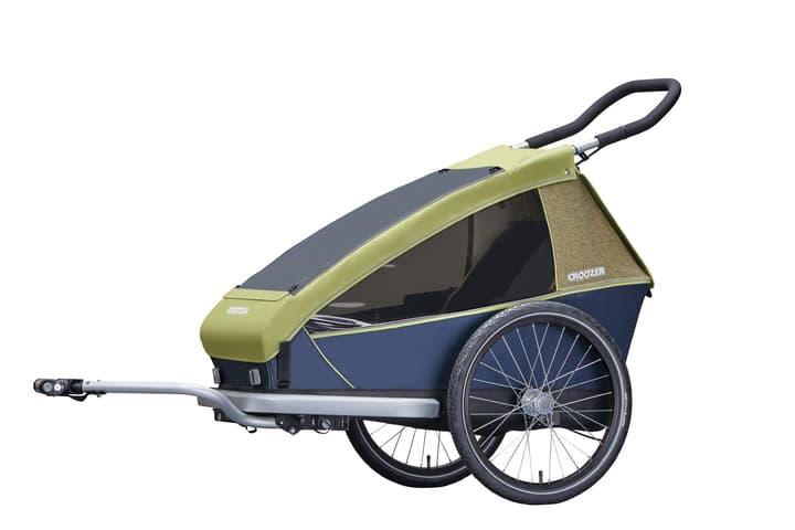 Kid for 1 Remorque pour vélo Croozer 464804700000 Photo no. 1