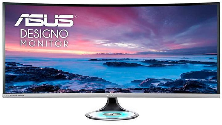 "Designo Curve MX38VC 38"" Moniteur Asus 785300151678 Photo no. 1"