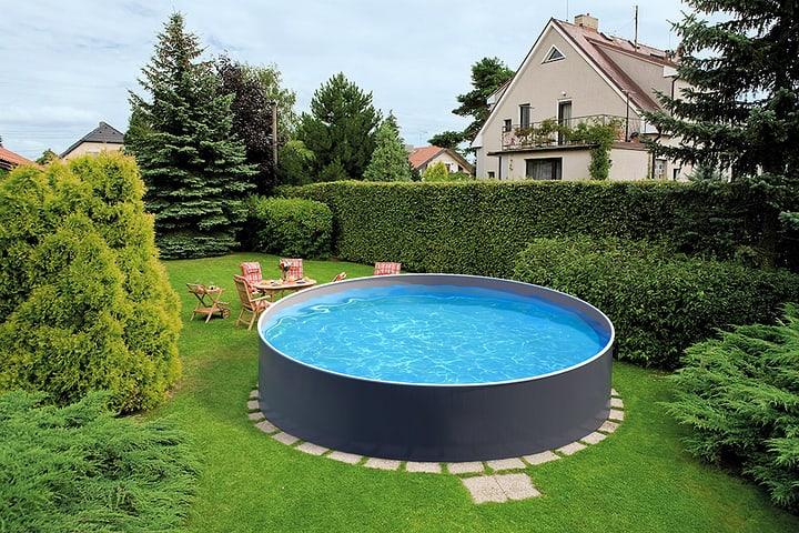 Stahlwandbecken Azuro 360 x 90 cm Do it + Garden FM 64716470000015 Bild Nr. 1