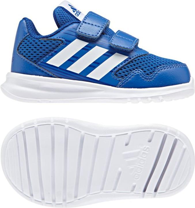 Alta Run CF Chaussures de course pour enfant Adidas 460663621040 Couleur bleu Taille 21 Photo no. 1