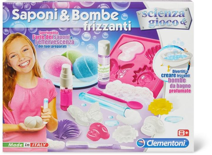 Clementoni Saponi & Bombe frizzanti (IT) Clementoni 746994090200 Langue Italien Photo no. 1
