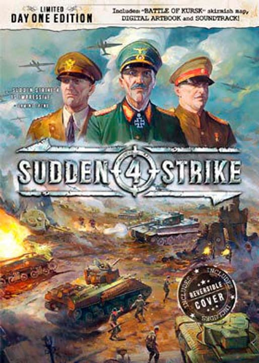 PC/Mac - Sudden Strike 4 Numérique (ESD) 785300134199 Photo no. 1