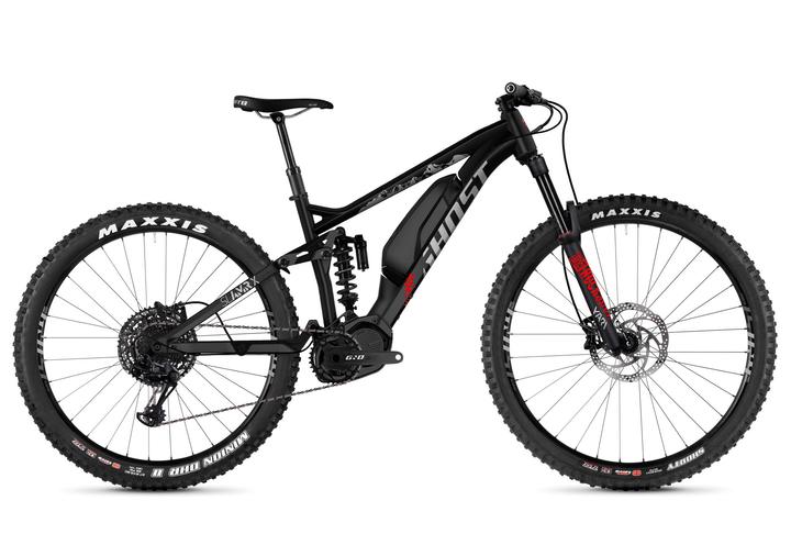 "Slamr SX3.7+ 27.5""+ E-Mountainbike Ghost 464818200320 Farbe schwarz Rahmengrösse S Bild Nr. 1"