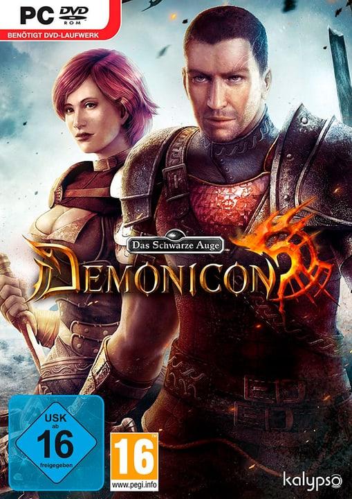 PC - Demonicon: Das Schwarze Auge Digitale (ESD) 785300133721 N. figura 1