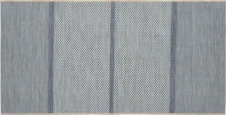 NEILSON Tapis 412019608040 Couleur bleu Dimensions L: 80.0 cm x P: 150.0 cm x H: 0.4 cm Photo no. 1