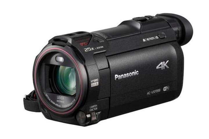 HC-VXF999EG-K 4K Camcorder Panasonic 785300124118 Photo no. 1
