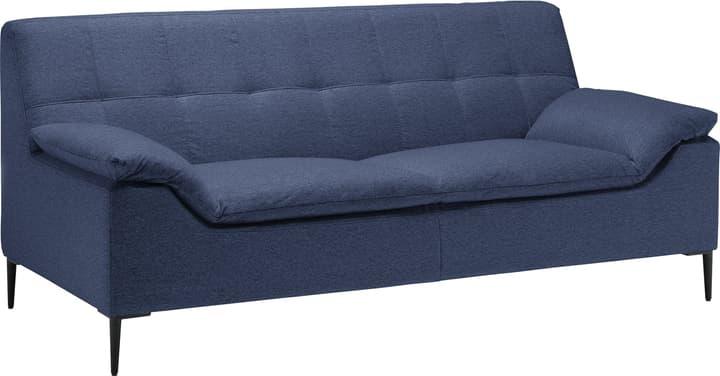 NORDMANN 2.5er-Sofa FG0000388000 Farbe Blau Grösse B: 204.0 cm x T: 85.0 cm x H: 82.0 cm Bild Nr. 1
