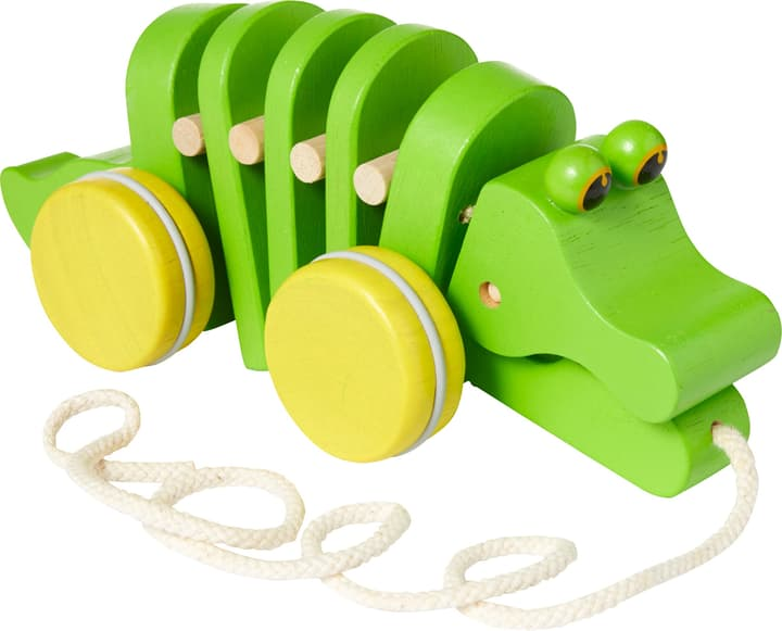 PUSH & PULL Alligator Plan Toys 404732700000 Photo no. 1