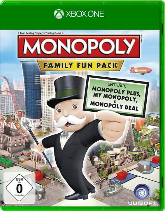 Xbox One - Monopoly Physique (Box) 785300122015 Photo no. 1