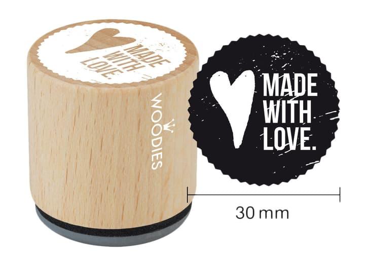 Woodies  Made with Love I AM CREATIVE 666206400000 N. figura 1