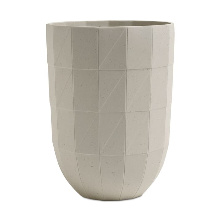 PAPER PORCELAIN / L Vase HAY 396107200000 Photo no. 1