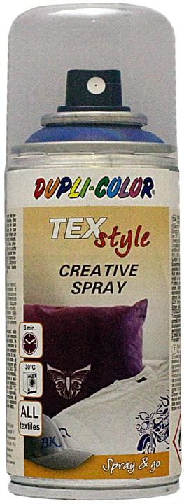Peinture pour textile bleu Dupli-Color 664879700000 Photo no. 1