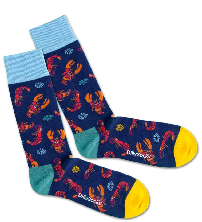 Dilly Socks Underwater Crabs T. 41-46 396129300000 Photo no. 1