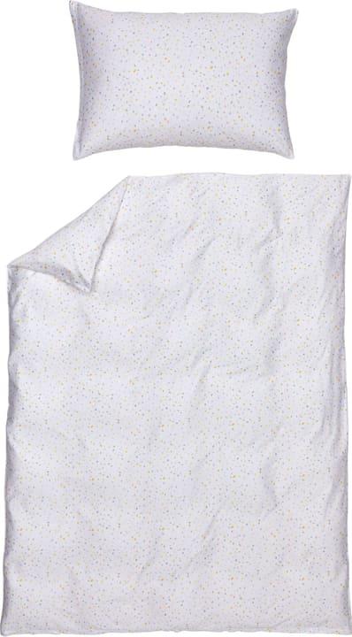 TERRAZZO Federa per cuscino raso 451309110910 Colore Bianco Dimensioni L: 100.0 cm x A: 65.0 cm N. figura 1