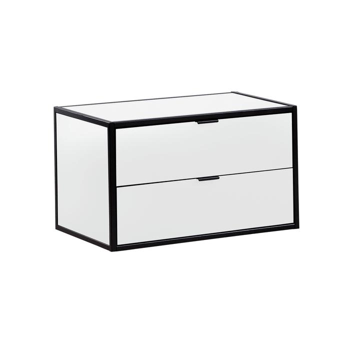 SEVEN Cassetto con coperchio Edition Interio 360984700000 Dimensioni L: 60.0 cm x P: 38.0 cm x A: 35.0 cm Colore Bianco N. figura 1