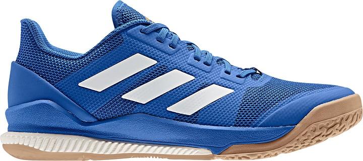 Stabil Bounce Scarpa indoor unisex Adidas 461724337040 Colore blu Taglie 37 N. figura 1