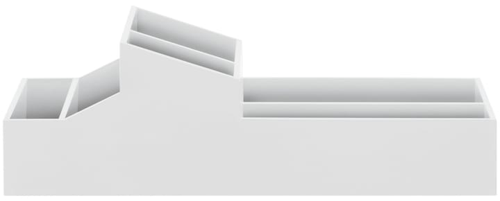 Skyline 2tlg Systeme de rangement spirella 675270300000 Couleur Blanc Photo no. 1