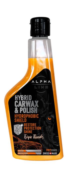 Image of ALPHALINE Hybrid Carwax & Polish Pflegemittel