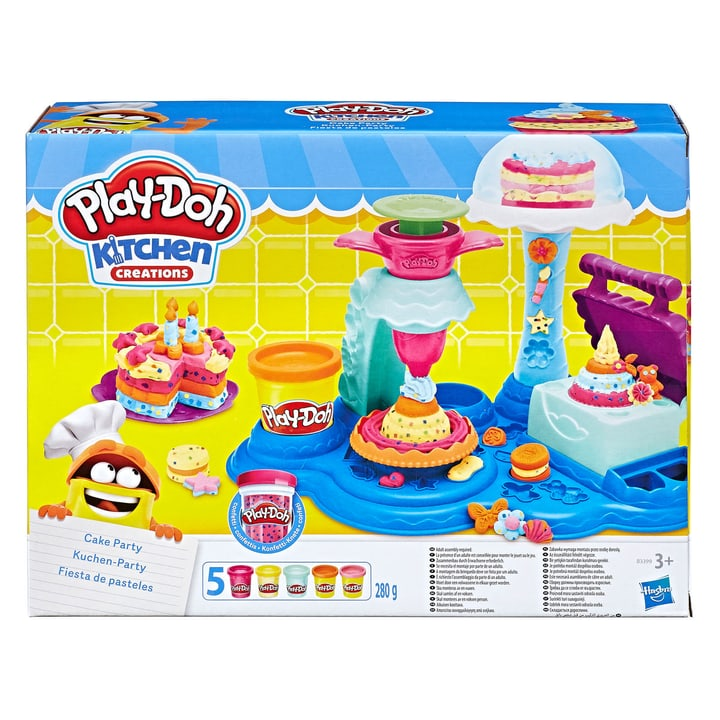 Play-Doh Kuchen Party 746124400000 Bild Nr. 1
