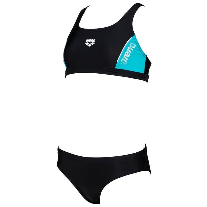 Image of Arena G Thrice Jr Two Pieces Bikini schwarz