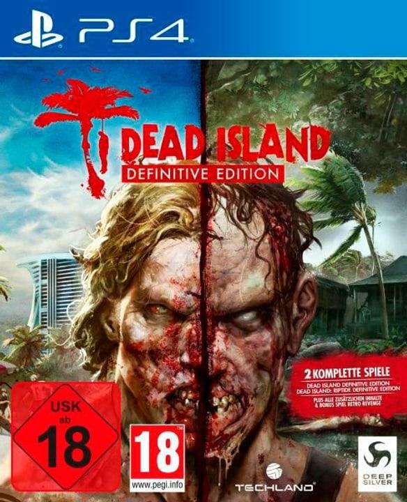 PS4 - Dead Island Definitive Edition Collection D Box 785300144090 Photo no. 1