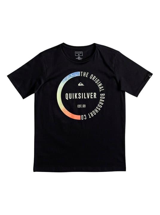 Shirt pour garçon Quiksilver 464552614020 Couleur noir Taille 140 Photo no. 1