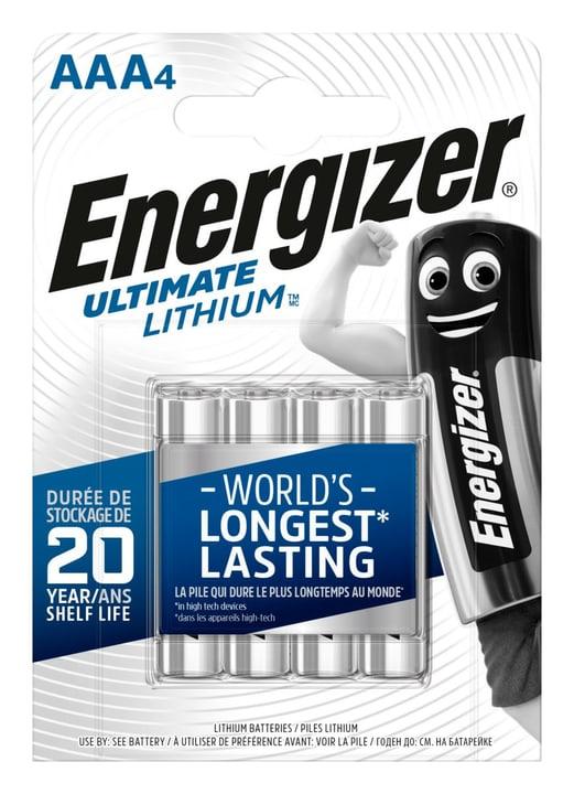 Lithium AAA / L92 4 pezzi pila Batterie Energizer 704710300000 N. figura 1