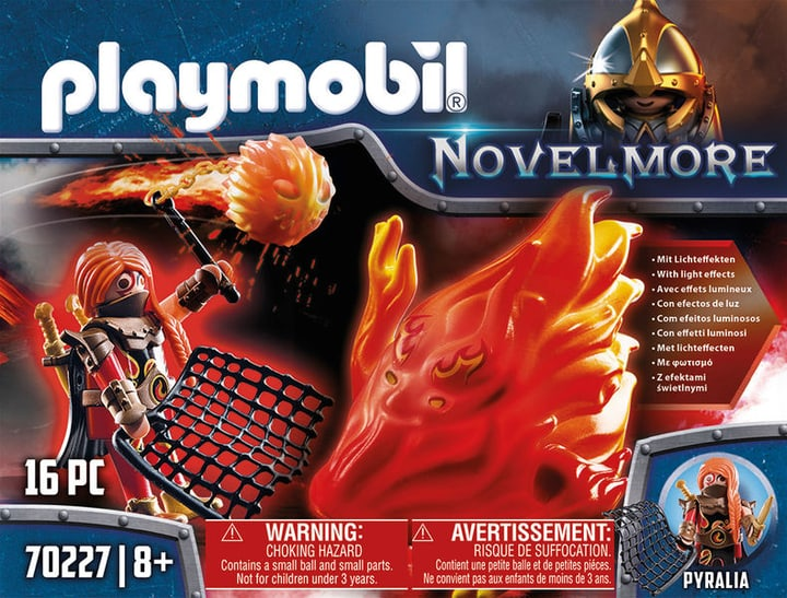 Playmobil 70227 Novelmore Firespirit 748024200000 Photo no. 1