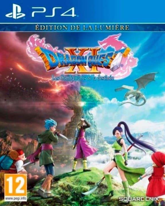 PS4 - Dragon Quest XI: Streiter des Schicksals Day Edition des Lichts (D) Box 785300135453 Photo no. 1