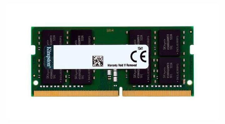 ValueRAM SO-DDR4-RAM 2400 MHz 1x 4 GB Mémoire Kingston 785300150061 Photo no. 1