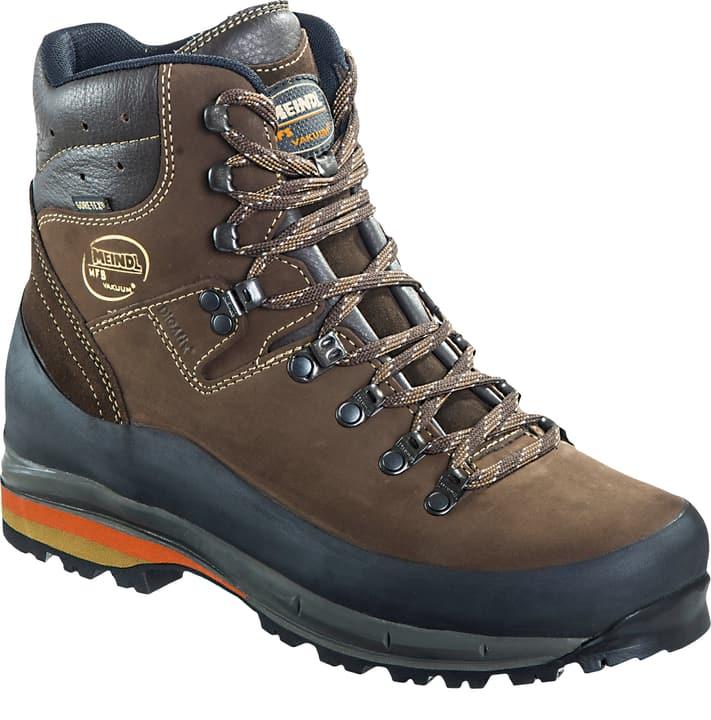 Vakuum GTX Chaussures de trekking pour homme Meindl 465507542073 Couleur brun foncé Taille 42 Photo no. 1