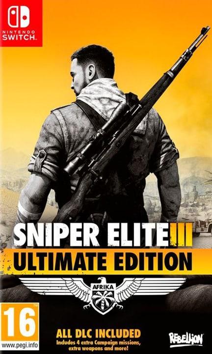 NSW - Sniper Elite 3 Ultimate Edition D Box 785300144471 Photo no. 1